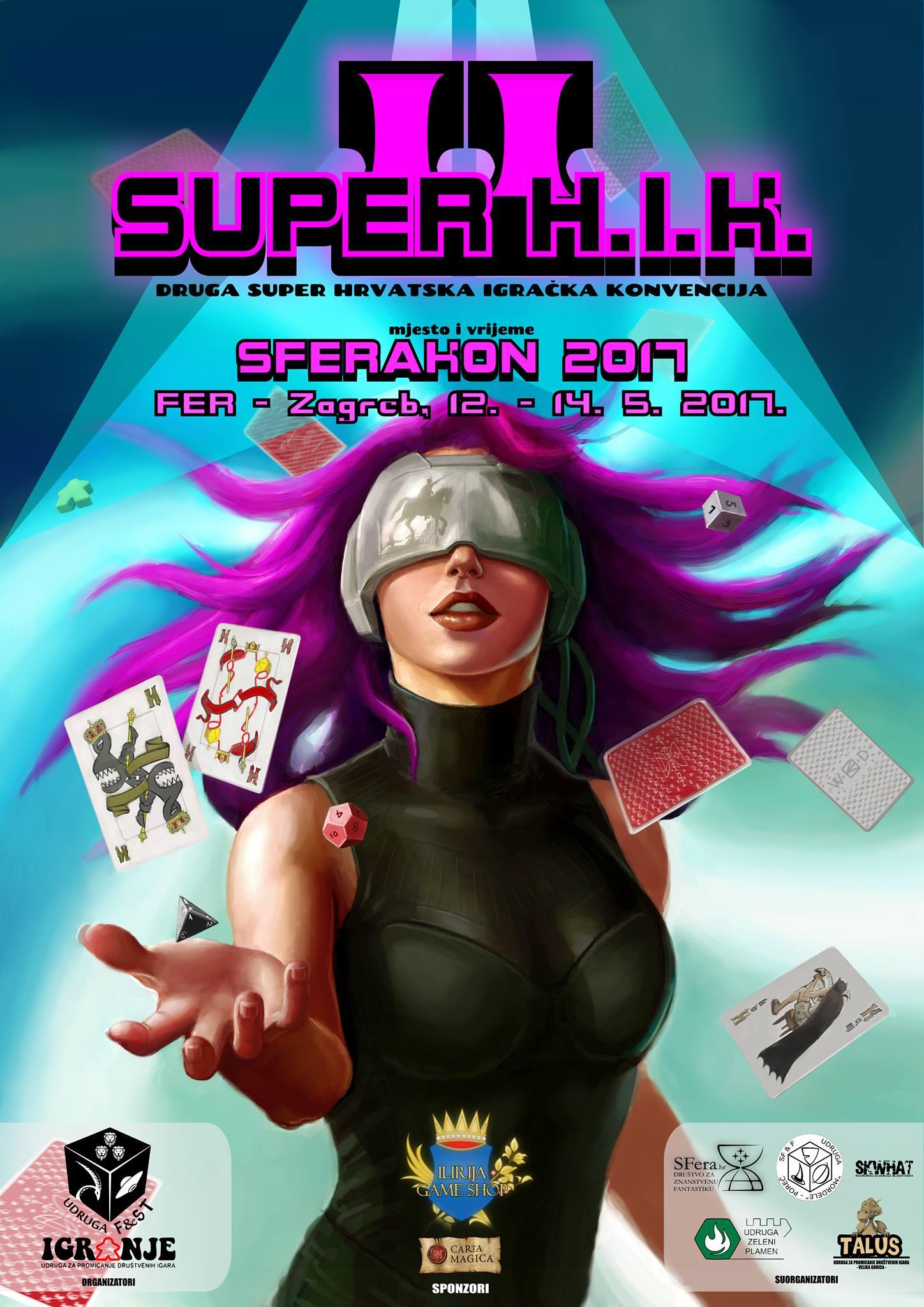 Super H.I.K. II